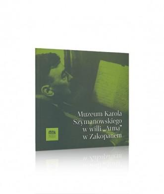 """Muzeum Karola Szymanowskiego w willi """"Atma"""" w Zakopanem"""
