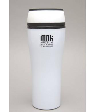 Kubek termiczny z logo MNK